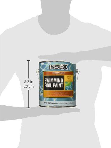 Insl x wr1019 1g aquamarine pool paint - Insl x swimming pool paint reviews ...