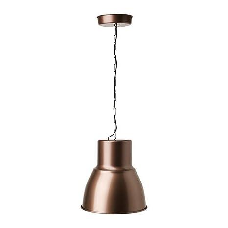 Último diseño HEKTAR lámpara de techo, bronze-colour: Amazon ...