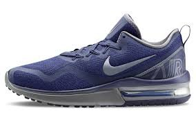 azul Homme Real Nike Sportives Max Chaussures Air Bleu obsidiana Profundo Oscuro Fury Gris xXwOqvCXZ