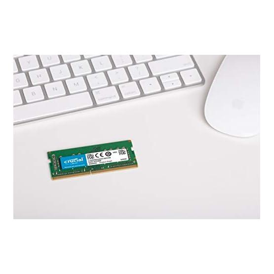 Crucial 4GB Single DDR3/DDR3L 1866 MT/s (PC3-14900) 204-Pin SODIMM RAM Upgrade for iMac (Retina 5K, 27-inch, Late 2015… 31W8yg24OCL. SS555