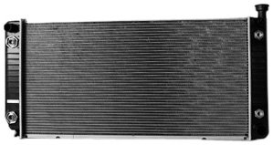 TYC 1522 Chevrolet C/K 1-Row Plastic Aluminum Replacement Radiator
