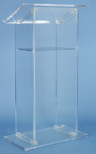 Prices for Traditional Acrylic Lectern - 3