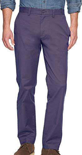 Banana Republic Men's Emerson-Fit Chino Pants Vintage Navy (35/34)