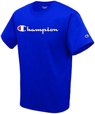 Champion Classic Jersey Script T Shirt product image