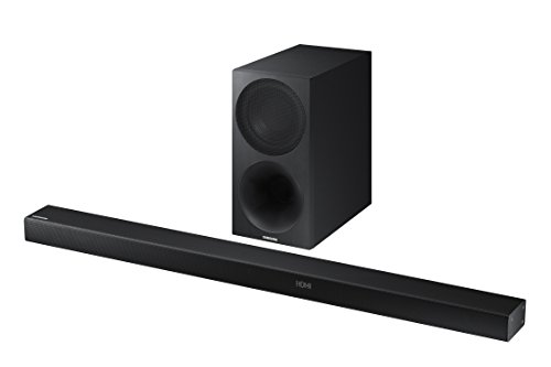 31W9%2ByejbNL - Samsung HW-M550 3.1 Channel 340 Watt Wireless Audio Soundbar (2017 Model)