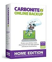 Carbonite Cloud Backup - Basic