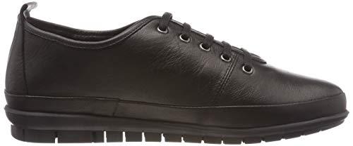 Donna Andrea Sneaker 002 schwarz Schwarz 0024528 Conti qvpBvwSR