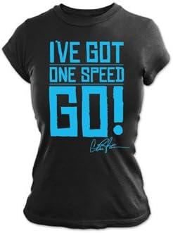 Charlie Sheen Girlie – Camiseta I ve Got One Speed Go tamaño m – Two and a Half Men Charlie Harper: Amazon.es: Deportes y aire libre
