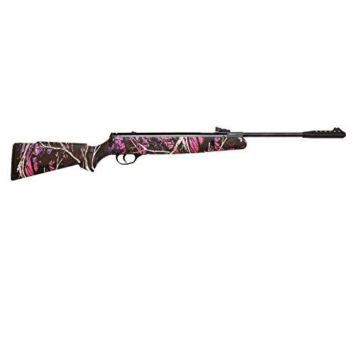 Webley Value Max Muddy Girl 0.20 Air Rifle, Right Hand, Muddy Girl Camo