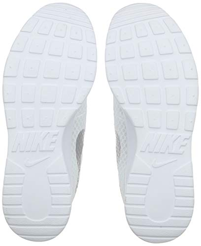 Blanc Sneakers 101 argent Nike Wmns Femmes Blanches Tanjun Mtallis qxHv7