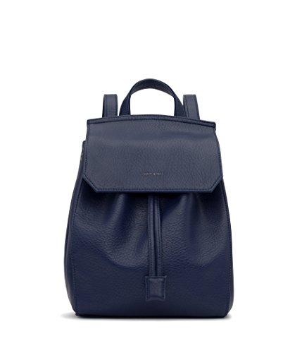 Matt & Nat Mumbai Small Handbag, Dwell Collection, Allure (Blue)