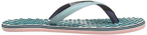 Eezay Flop Flip adidas Tactile Womens Coral Navy Collegiate Green Haze xR1twStq