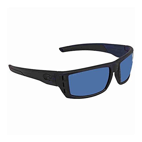 Plastic Blue Costa Rafael Del Mar Lens Mirror Sunglasses 580 xqPv0w
