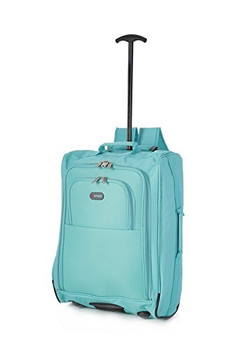 5 Cities Cabin Approved Multi Use Carry On Flight Bags/Luggage Trolley Bag  Backpacks