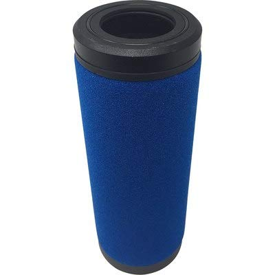 E3-24 Replacement Filter Element for Hankison HF3-24-8-DGL, 0.01 Micron Particulate / 0.001 PPM Oil Removal Efficiency by Moisture Boss
