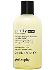 Philosophy Purity Made Simple Oil Free One Step Facial Cleanser, 240 milliliters