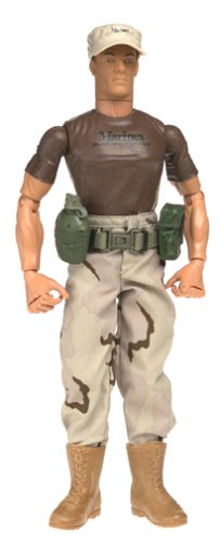 "GI Joe 26th Marine Division 12"" Basic Figure [Toy]"