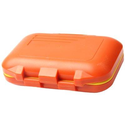 12-F/ächer frei bef/üllbar mit Haken und weiterem Zubeh/ör SmartProtectors Angelzubeh/ör-Box