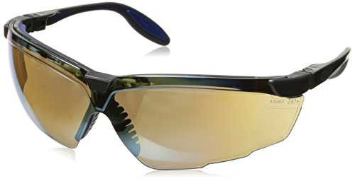 Genesis X2 Replacement Lens (Uvex S3503 Genesis X2 Safety Eyewear, Silver and Navy Frame, Gold Mirror Ultra-Dura Hardcoat Lens)