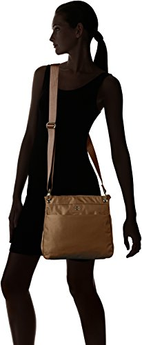 Bogner Nala, Borsa a tracolla Donna Marrone (Brown Sugar)