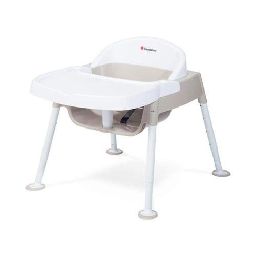 """Secure Sitter - 5"""" Seat Height -Tip and Slip Proof Feeding C"""