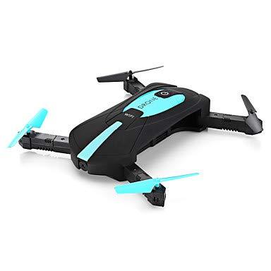 YAMEIJIA RC Drone 4 canali 6 ASSE 2.4G con videocamera HD 720P 2.0MP Quadricottero Rc Tasto Unico di Ritorno Controllo di Orientamento Intelligente in avanti Upside Down Volo Quadricottero Rc
