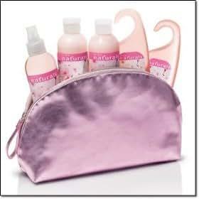 Amazon.com: Avon Cherry Blossom Bolsa/Maquillaje Cosméticos ...