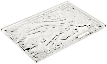Kartell Dune - Bandeja , Transparente (Crystal), 46 x 32 x 2.5 cm: Amazon.es: Hogar