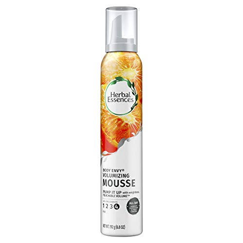 (Herbal Essences Body Envy Volumizing Mousse 6.8 oz ( Pack of)
