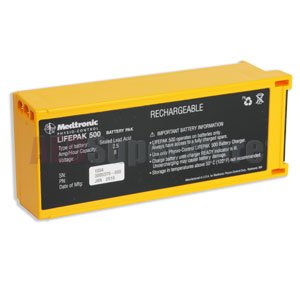 Battery RECHARGEABLE for LP500 (3005379 000) - 11141-000002