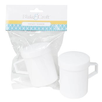 Regent Products G25765 Shaker with Handle Multi-Use44; White - Pack of 36 by Regent