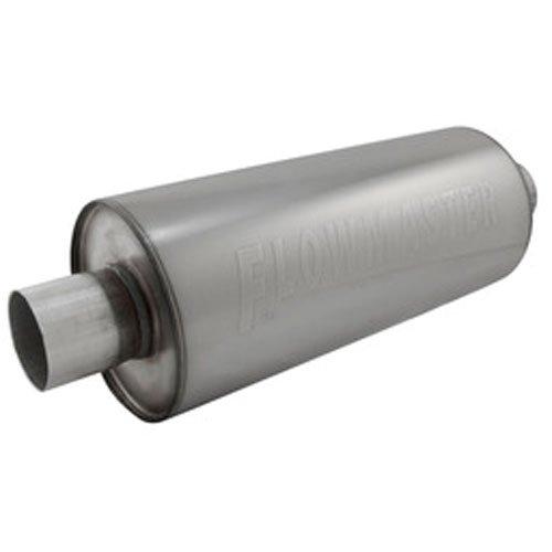 Flowmaster 12014310 DBX Muffler – 2.00 Center IN / 2.00 Center OUT – Moderate Sound