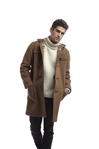 Wool Duffle Coat (Original Montgomery Mens Duffle Coat (Size 38, Camel))
