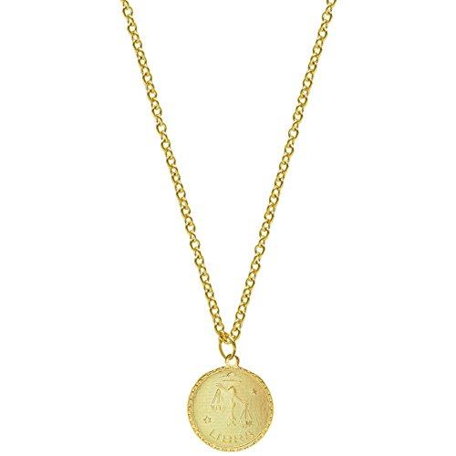 100% Nickel Free Mystical Sun Sign Zodiac Horoscope Coin 16