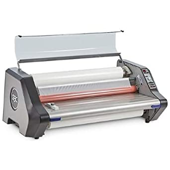 Amazon Com Gbc Bindrite 170172eza Pinnacle 27 Ezload Thermal 27 Roll Laminator Industrial Scientific