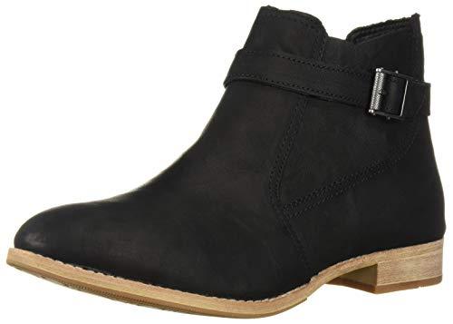 Caterpillar black boots for women