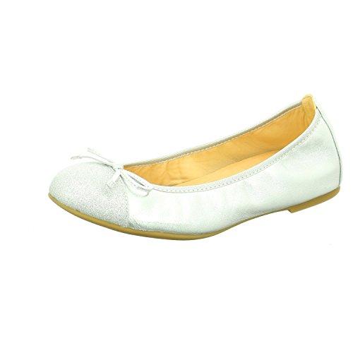 Unisa Women's Ballet Flats Platinum JM5eY