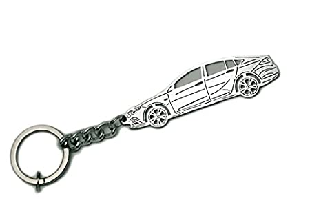 Amazon.com: Llavero con anillo para Opel Buick Opel Insignia ...