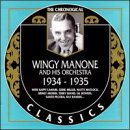 Wingy Manone 1934-1935