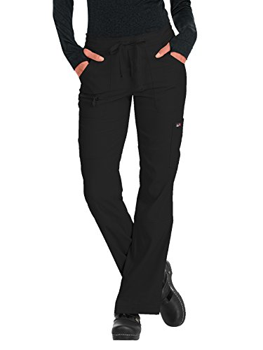 KOI Lite Women's Peace Drawstring Scrub Pant Medium - Women Tall Pants Scrub