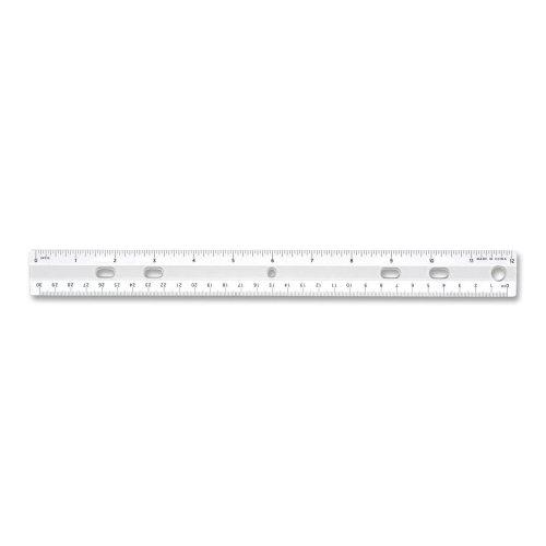 (Sparco Standard Metric Ruler - 12