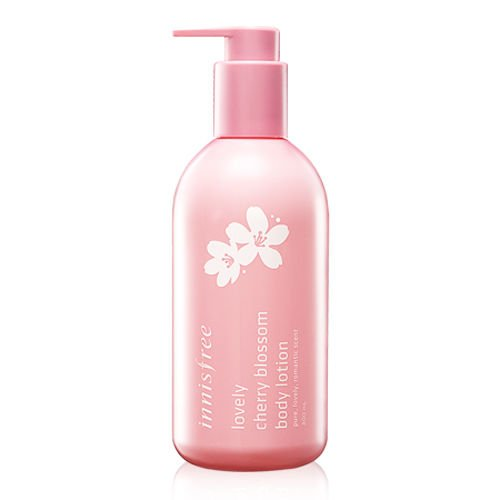 Innisfree-Lovely-Cherry-Blossom-Body-Lotion-300ml