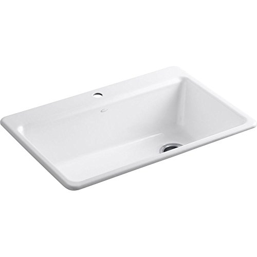 Bowl Cast Iron Sink - 6