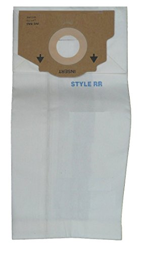 10 Eureka Style RR Micro-Lined Replacement Vacuum Bags by...
