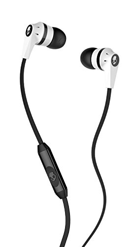 Skullcandy Inkd Earbuds White Black product image