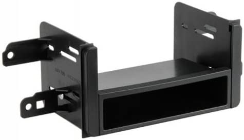 Scosche Dash Kit for 2012 Toyota Yaris Double Din and Din with Pocket