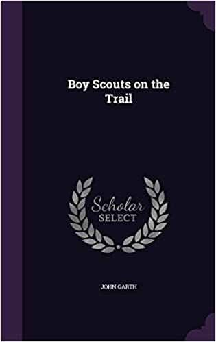 Book Boy Scouts on the Trail