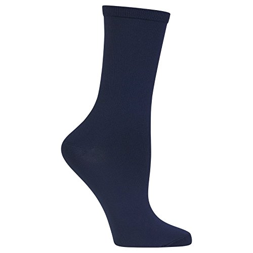 Hot Sox Women's Solid Trouser Socks -