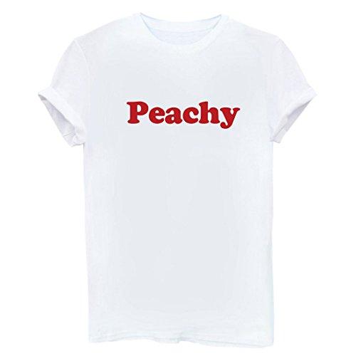 YITAN Womens Cute Juniors Tops Teen Girl Tee Funny T shirt