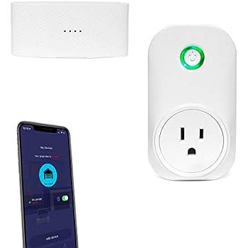 Amazon Com Genie Aladdin Connect Wi Fi Smart Garage Door
